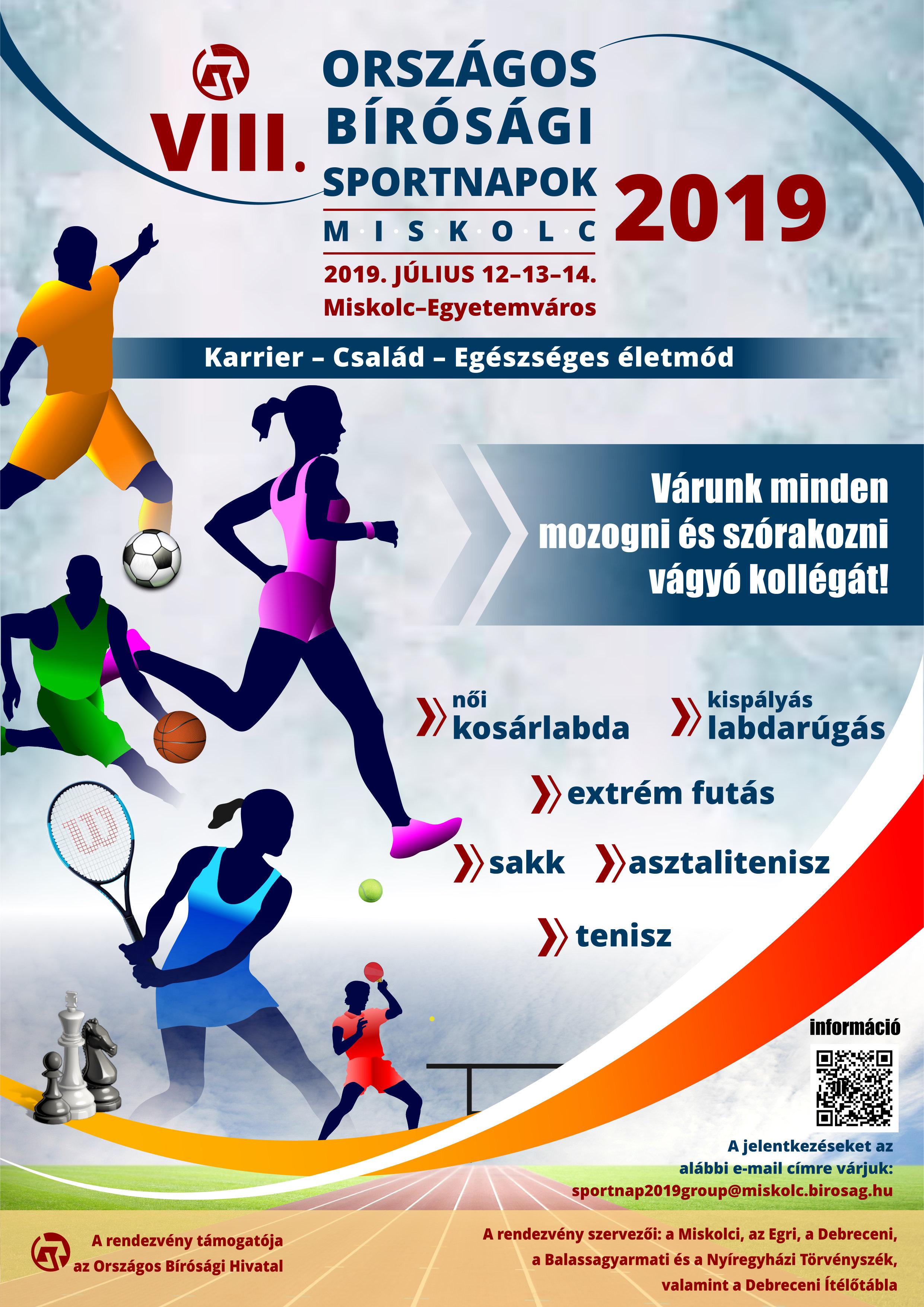 Sportnapok 2019
